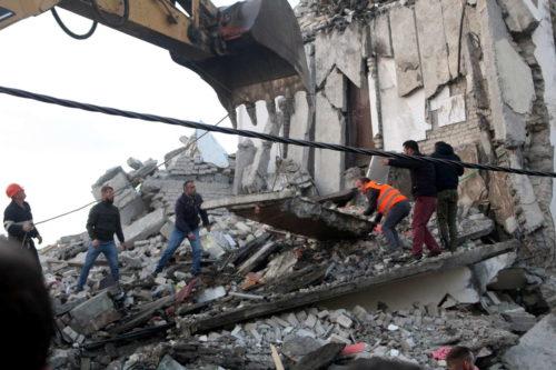 Sisma Albania: Rama, Conte ha inviato aerei