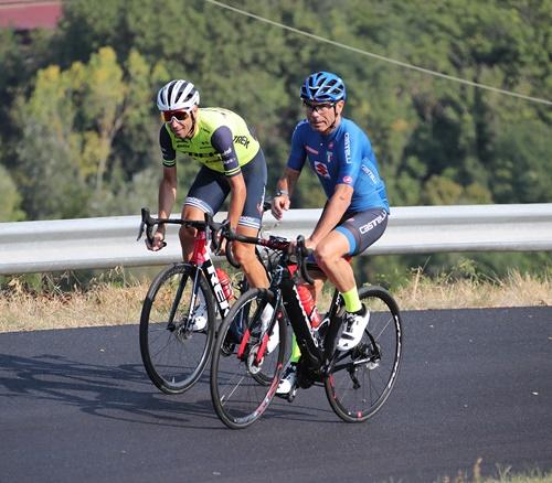 Campionati Mondiali Ciclismo Imola: Nibali e Cassani provano il percorso